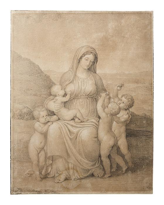 Bertel Thorvaldsen: Caritas, senest 1815