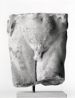 Statuette af en satyr. Romersk