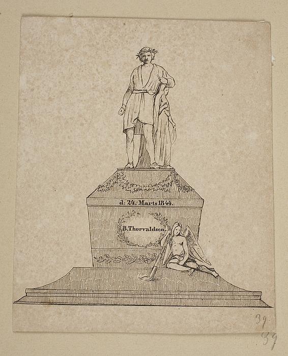 Thorvaldsens sarkofag