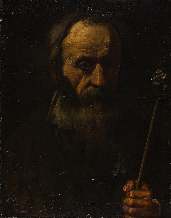 Den hellige Josef med den blomstrende stav