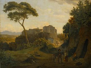 Landskab ved det gamle Veji
