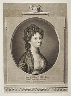 Maria Sophie Frederikke
