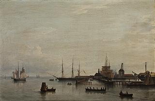 Indsejlingen til København