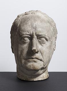 Johann Wolfgang von Goethe, livsmaske