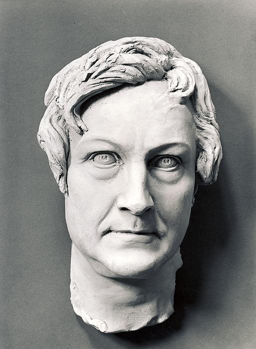 Thorvaldsens ansigt