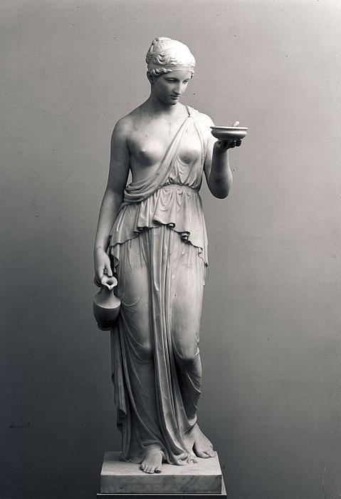 ...и нектара (пищи и напитка небожителей) олимпийским богам.