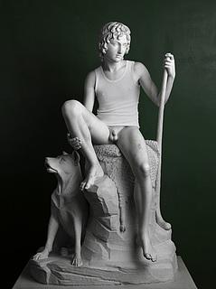 Elmgreen & Dragset: Shepherd Boy (Tank Top), 2009