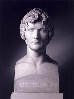 Bertel Thorvaldsen: Selvportrætbuste, 1810