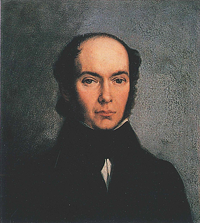 J. L. Lund: Kunsthistorikeren N. L. Høyen, 1832