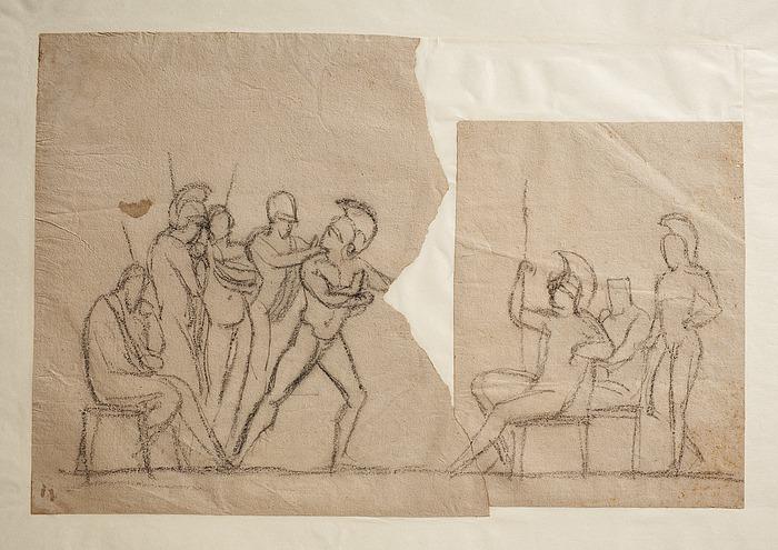 Agamemnons strid med Achilleus