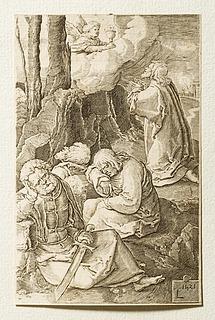 Kristus i Getsemane