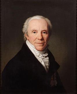 Friedrich Carl Gröger, C.F. Hansen, 1820, Christiansborg Slotskirke