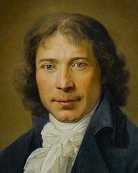 G. Schick: Johann Heinrich Dannecker, detail