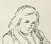 Johan Thomas Lundbye: Bertel Thorvaldsen, 1844