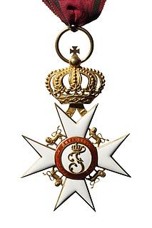 Storkorset til den württembergske krone-orden