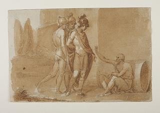 Alexander og Diogenes