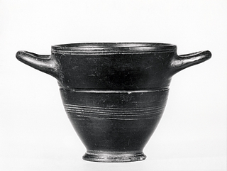 Kotyle. Etruskisk