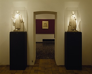 Hvide Krist. Thorvaldsens religiøse motiver, 2007-2008