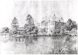Nysø med Thorvaldsens atelier