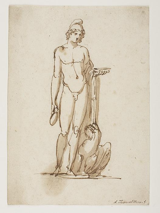 Ganymedes med ørnen
