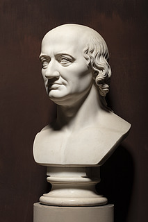 Thorvaldsen: Herman Schubart, 1805-06, marmor, Thorvaldsens Museum