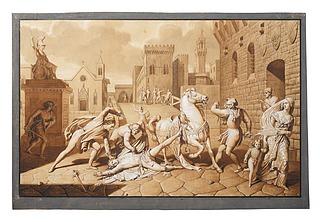 Buondelmonti mordet i Firenze i 1215