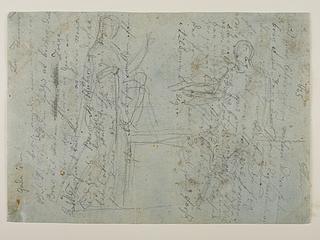 Kvinderne (de tre Marier) ved Kristi grav