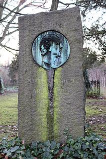 Nikolaj Abildgaards grav, Assistens Kirkegård, København, foto 2016