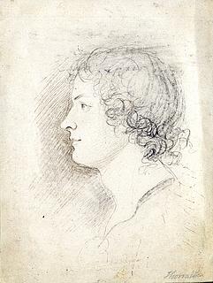 Johan Tobias Sergel, tilskrevet: Portræt af Thorvaldsen. H.M. Dronningens Håndbibliotek, Kongernes Samling, Amalienborg
