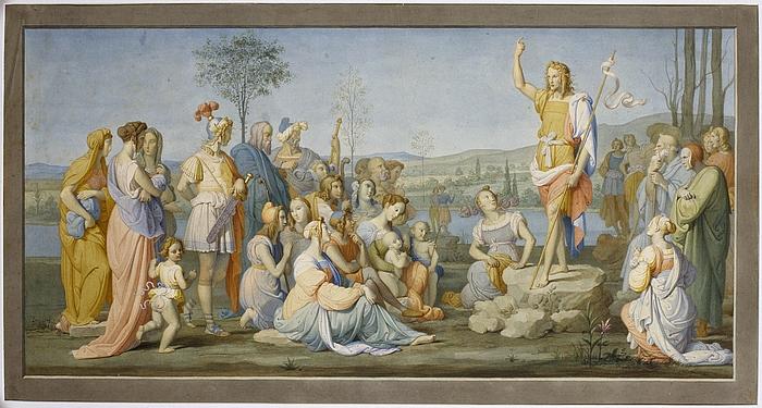 Johannes Døberens prædiken