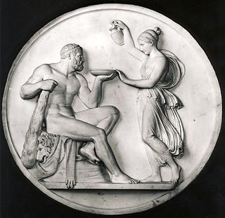 Herkules og Hebe