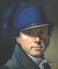 Christian Horneman: Selvportræt, 1815