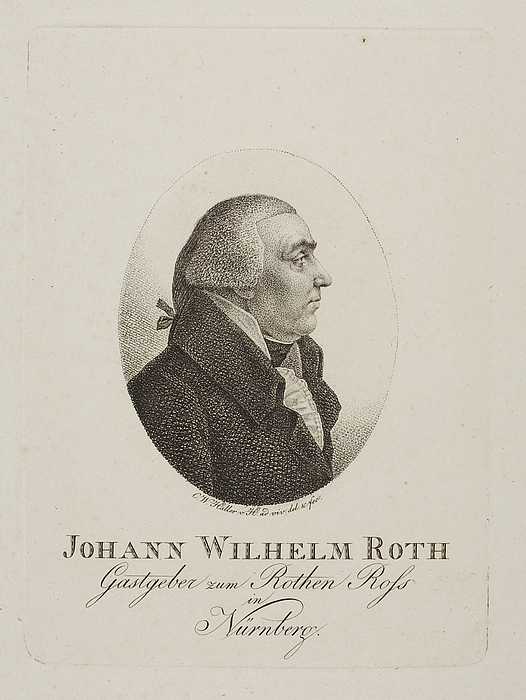 Gæstgiver Johann Wilhelm Roth