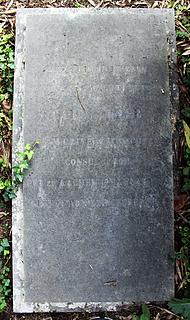Gravmæle for Karl von Kolb, Cimitero Acattolico
