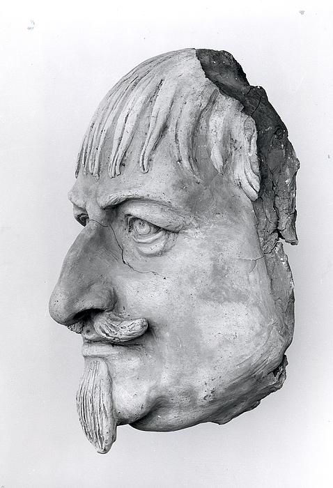 Hovedet af Christian 4.