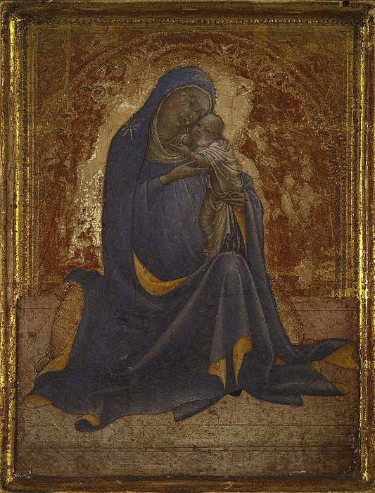 Jomfru Maria med barnet