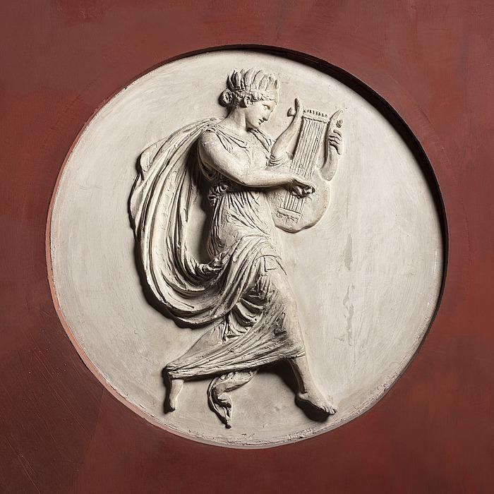 Terpsichore, Dansens muse