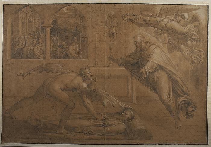 Striden om den døde Guido af Montefeltro