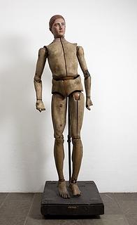 Thorvaldsens mannequin