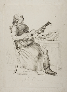 Signore Manara spiller guitar