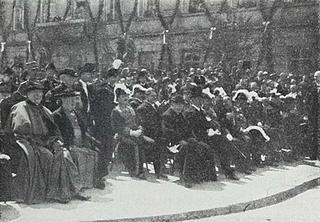 Poniatowski afsløringen, Warszawa 1923