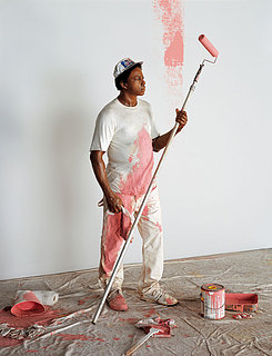 Duane Hanson: Housepainter I, 1984/88
