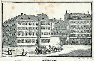 Hotel de la Ville de Paris, Strasbourg