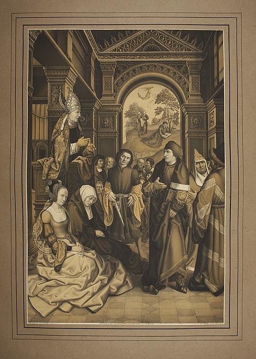 Sankt Norbertus' prædiken