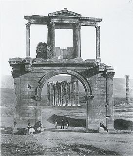 James Robertson: Theseus-Hadrian Porten, 1853-54