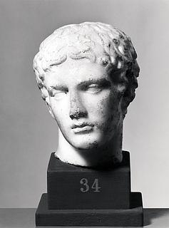 Statuette af Herakles. Romersk