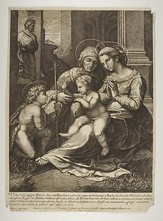 Den hellige kærligheds madonna