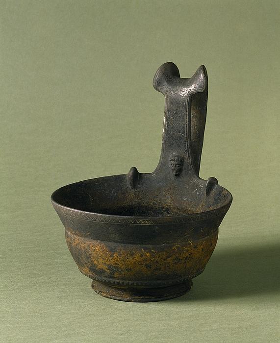 Kyathos. Etruskisk