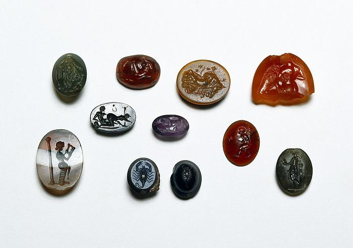 Græske og romerske gemmer