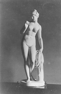 Venus, National M.K. Čiurlionis Art Museum, Kaunas, Litauen, foto før 1940